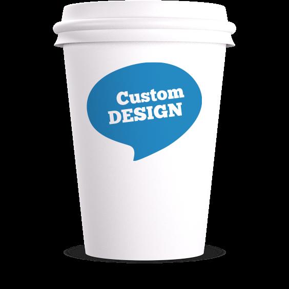 individual design paper cups perapack